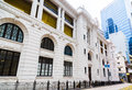 Former Central Police Station in Hong Kong China Royalty Free Stock Photo