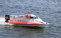 Formula 1 H2O Powerboat GrandPr Stock Photo