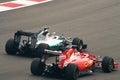 FORMULA 1 Grand Prix 2015 Royalty Free Stock Photo