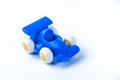 Formula one car toy Royalty Free Stock Photo