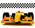 Formula One Car001 Royalty Free Stock Images