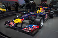 Formula one Renault team car Royalty Free Stock Photo