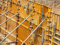 Formwork Stock Photo