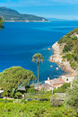 Forno beach, Elba island. Stock Photography
