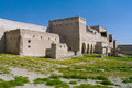 Fort jalan bani bu ali sultanate of oman hammouda al qala middle east Royalty Free Stock Photos