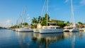 Fort Lauderdale Waterway Royalty Free Stock Photo