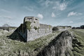 Fort phoenix dublin in ireland Royalty Free Stock Images