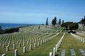 Fort Rosecrans National Cemetery Royalty Free Stock Photo