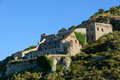 Fort st james formerly san lorenzo savona italy Royalty Free Stock Images
