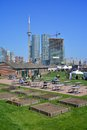 Fort York National Historic Site Royalty Free Stock Photo