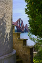 Forth Bridge Royalty Free Stock Photography