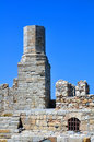 Fortification: Venetian castle (Koules) Stock Photography