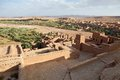 Fortified city of Ait Benhaddou Stock Photos