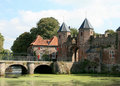 Fortress in Amersfoort Royalty Free Stock Photo
