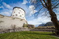 Fortress of Kufstein Royalty Free Stock Photography
