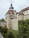 Fortress marienberg castle named located in bavaria germany Royalty Free Stock Images