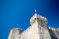 Fortress in Zadar Royalty Free Stock Photo