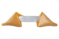 Fortune Cookie Royalty Free Stock Photo