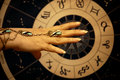 Fortune teller Stock Images