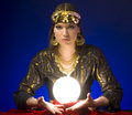 Fortune-teller Royalty Free Stock Photos