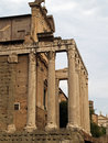Forum Romanum - Roma Stock Photos