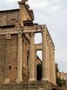 Forum Romanum - Roma Stock Photos