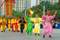 Foshan Autumn Parade Royalty Free Stock Photo