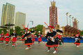 Foshan Autumn Parade Stock Photography