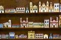 Foto de uma loja da lembrança em paraty rio de janeiro brasil Imagem de Stock Royalty Free