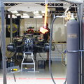 Foto f fórmula lotus race car – foto común Fotografía de archivo
