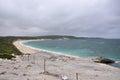 Foul Bay Beach at Hamelin Bay Royalty Free Stock Photo
