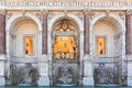 Fountain of acqua paola in rome Royalty Free Stock Photo