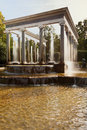 Fountain Classic Baroque Royalty Free Stock Photo