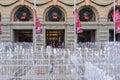 Fountain refreshment - Perth Royalty Free Stock Photo