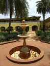 Fountain.The lalit resort. Royalty Free Stock Photo