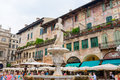 The Fountain in Verona, Italy Royalty Free Stock Photo