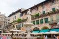The Fountain in Verona, Italy Royalty Free Stock Photo