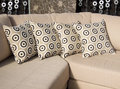 Four pillows Royalty Free Stock Images