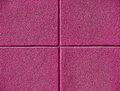 Four Pink Squares Royalty Free Stock Photography