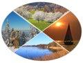 Four Seasons Circle 8