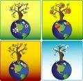 Four Seasons On Earth