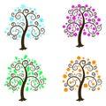 Four Seasons. Illustration A W...