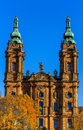 The Fourteen Holy Helpers, Germany Royalty Free Stock Images