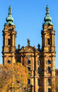 The fourteen holy helpers germany basilica of in bavaria Royalty Free Stock Photography