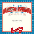 Fourth of July Invitation