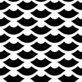 Fourth Tabub Simple Monochrome Oblique Seamless Pattern Royalty Free Stock Photo