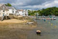 Fowey Cornwall Royalty Free Stock Image