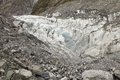 Fox Glacier of New Zealand Stock Image