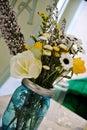 Frühlingssommer mädchenblumen Lizenzfreies Stockbild