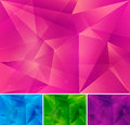 Fractal abstract background series file format eps Royalty Free Stock Photography